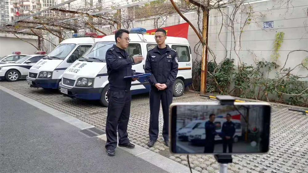 有因成为上海市公安局直播系统服务商